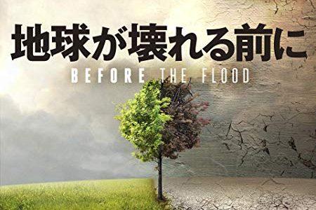 【おすすめ映画】レオナルド・ディカプリオがプロデュース「地球が壊れる前に」観ました!