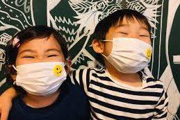 子どものマスク着用について~暑いときは外して大丈夫です!熱中症にお気をつけください~