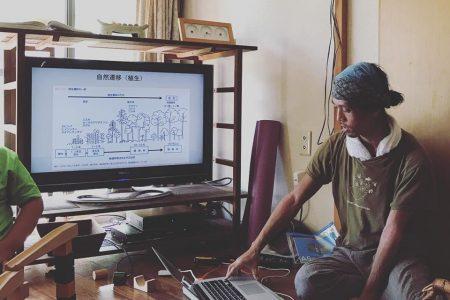 中尾よしき,パーマカルチャー経済学,幸せの経済学