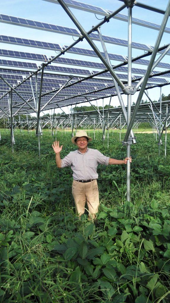 農業従事者&農政関係者向け~ソーラーシェアリングについての情報交換会