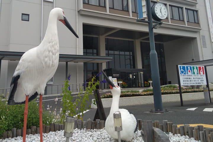 「コウノトリの里」鴻巣市。コウノトリ放鳥をシンボルに掲げたまちづくりを視察してきました!